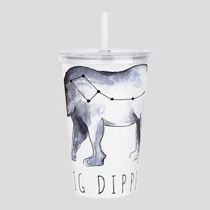 Big Dipper Acrylic Double-wall Tumbler