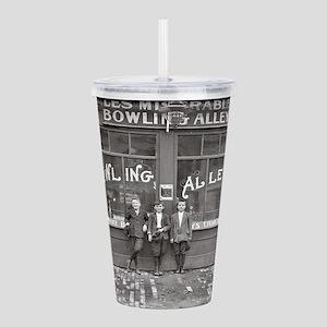 Acrylic Double-wall Tumbler