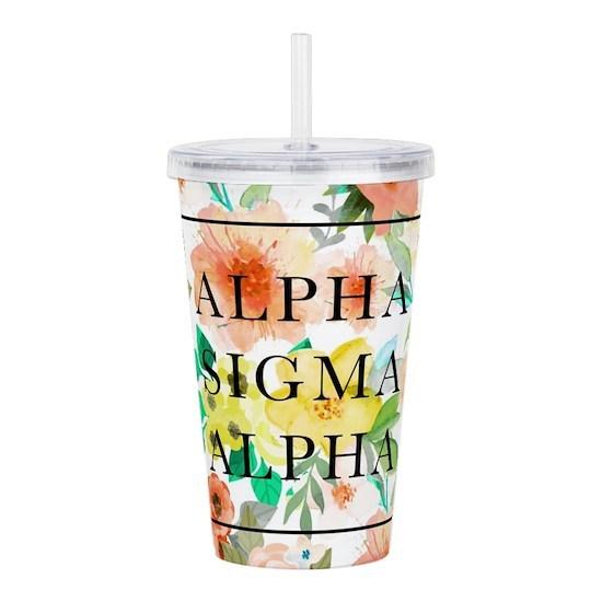 Alpha Sigma Alpha Floral