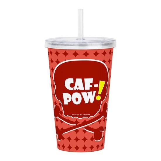 NCIS Caf-Pow Tumbler