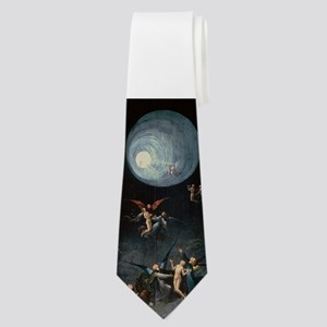 Ascent to Heaven - Bosch - c1490 Neck Tie