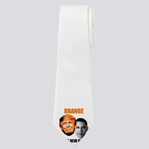 Orange is the New Black Neck Tie