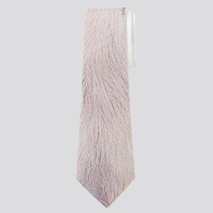 SPOTTED COW HIDE Neck Tie