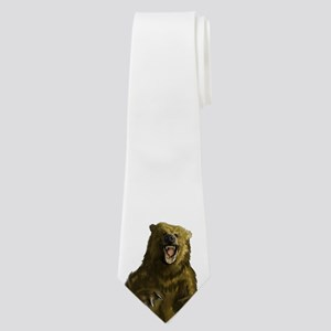 GROWL Neck Tie