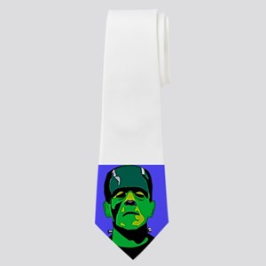 Frankenstein Monster Neck Tie
