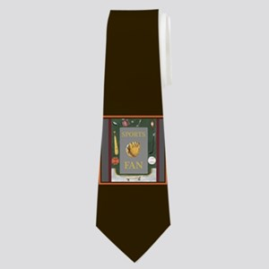 sports fan necktie Neck Tie