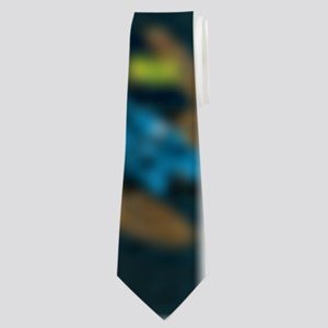 Doctor Strange Blue Neck Tie