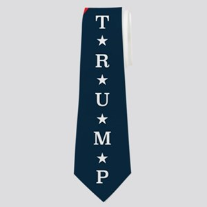 Donald Trump Presidential Neck Tie