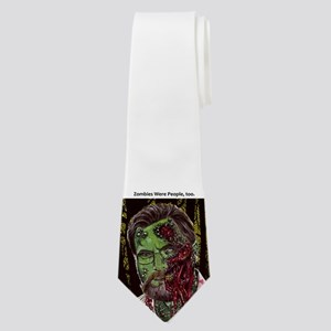 Jonathan Zombie Trading Card Neck Tie