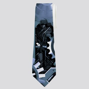 SteamClockwork - Steel Neck Tie