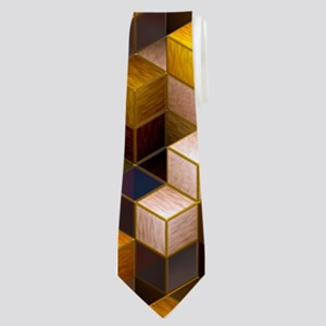 SteamCubism - Brass Neck Tie