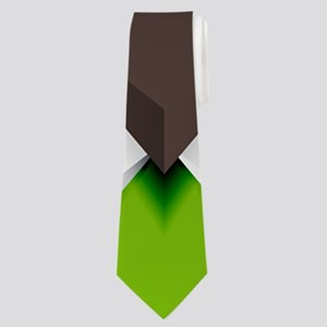 Colored Diamonds Neck Tie