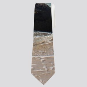 BVI Sailing Boats Neck Tie