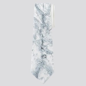 Winter Trees Neck Tie