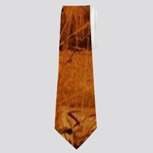 inspirational sunrays golden cross Neck Tie