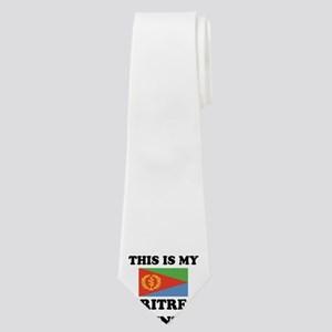 This Is My Eritrea Country Neck Tie