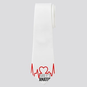 Grey's Anatomy Llove Neck Tie