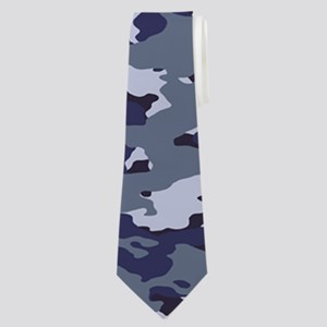 Camouflage: Naval (NWU I Colors) Neck Tie