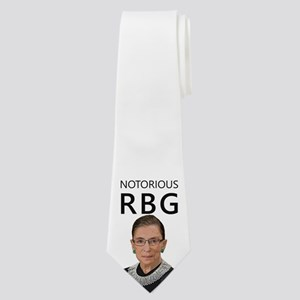Notorious RBG Neck Tie