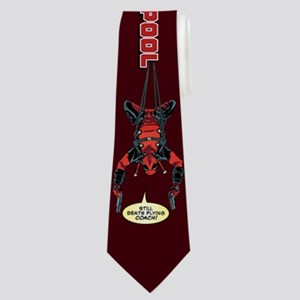 Deadpool Hanging Neck Tie