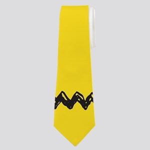 Charlie Brown - Zig Zag Neck Tie