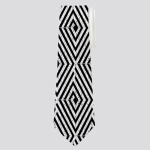 Zigzag Tribal pattern Neck Tie