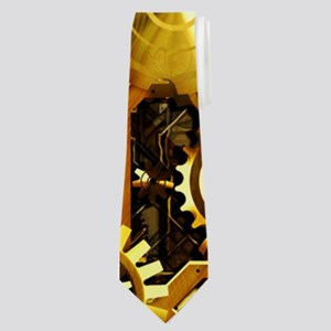 SteamClockwork - Brass Neck Tie