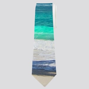 Tropical Beach Neck Tie