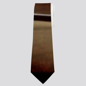 rustic country lake canoe Neck Tie