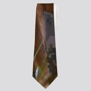 camouflage western country deer Neck Tie