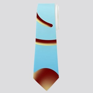 Musical Notes Neck Tie