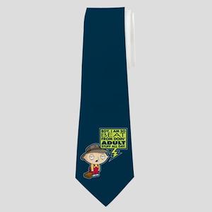 Family Guy Stewie Adult Neck Tie