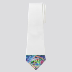 Tropical Fish! Colorful art! Neck Tie