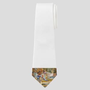 Fishing Neck Tie