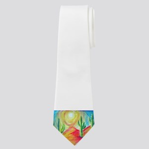 Desert, Southwest art! Neck Tie