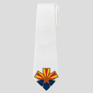 Arizona Star of Life Neck Tie