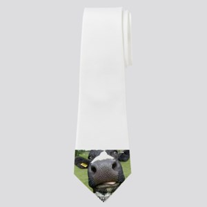 Queen cow Neck Tie