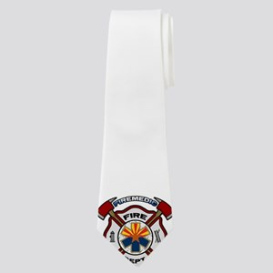 Arizona Fire Medic #1 Neck Tie