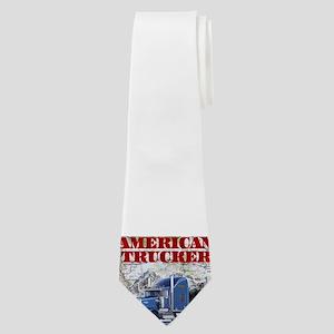 American Trucker Neck Tie