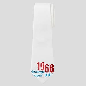 1968 Vintage League Neck Tie