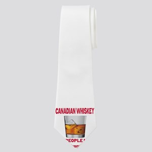 Canadian Whiskey All People Need Apart fr Neck Tie