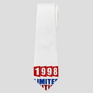 1998 Limited Edition Birthday Neck Tie