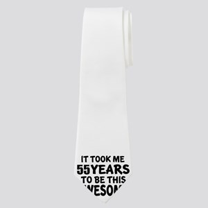 55 Years To Be This Awesome Neck Tie