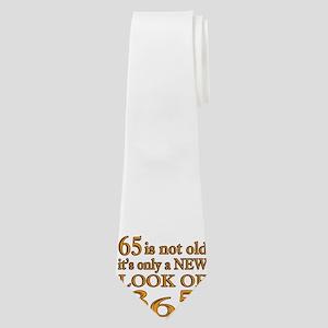 65 Is New Look Of 365 Neck Tie