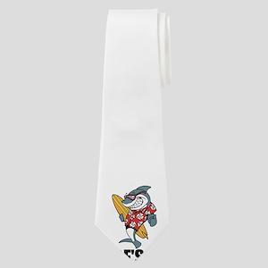 Surf's Up Neck Tie