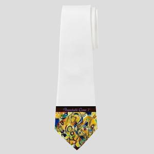 Improbable Comp 7 Neck Tie