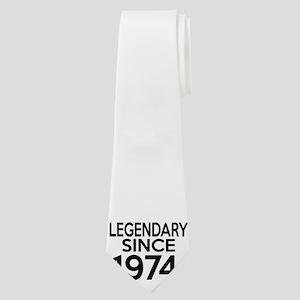 Legendary Since 1974 Neck Tie