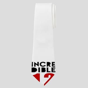 Incredibla 12 Birthday Neck Tie