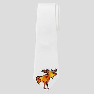 MOOSE Neck Tie
