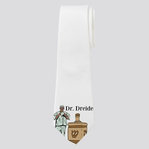 Dr. Dreidel Neck Tie